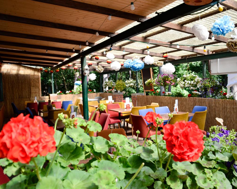 Gaststätte Schwalbennest am Bakenberg Ostsee